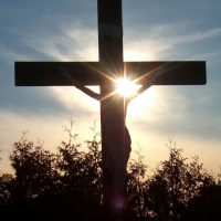 Christ Risen and Crucified